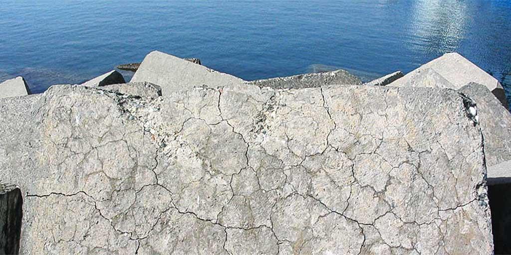 Stone for coastal engineering