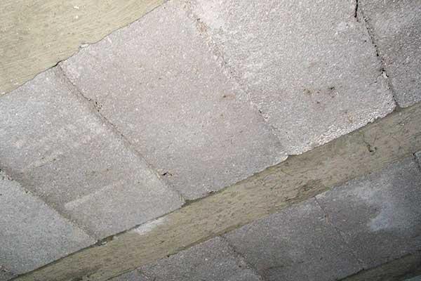 HAC concrete joists