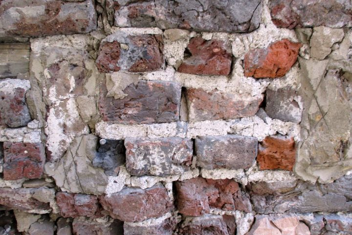Historic mortar