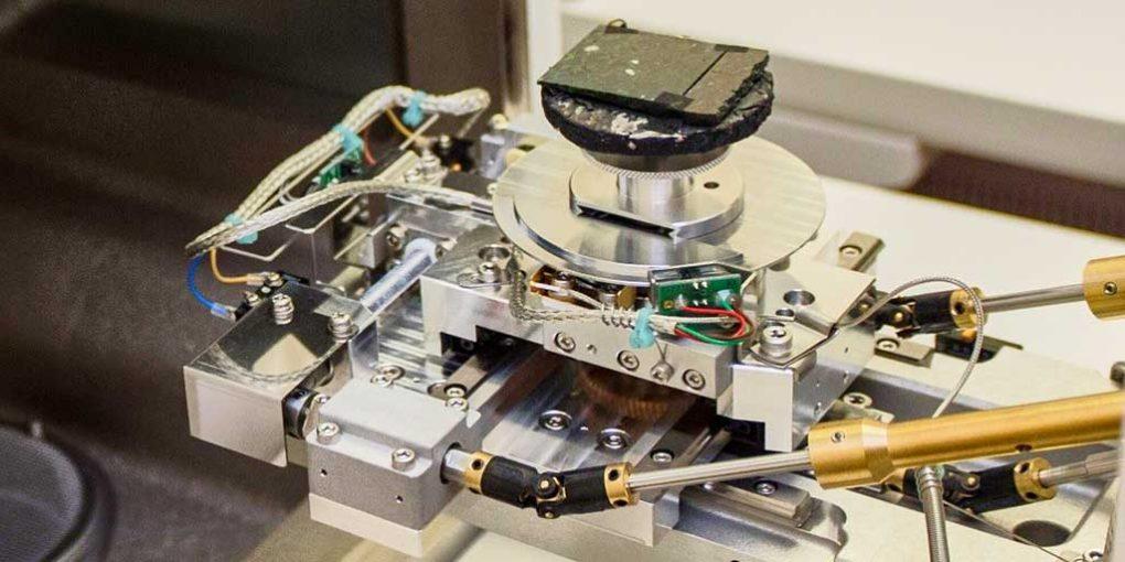 Hitachi SU 3500 scanning electron microscope (SEM)